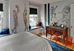 Tapete Jugendzimmer Junge : fabelhafte tapeten f r sport enthusiasten ~ Buech-reservation.com Haus und Dekorationen