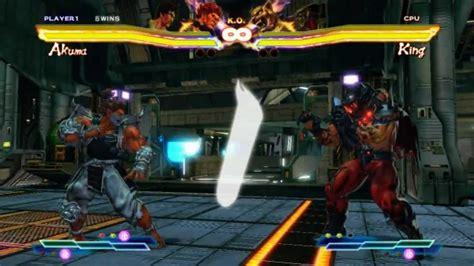 Street Fighter X Tekken Pc Akuma Law Alternate