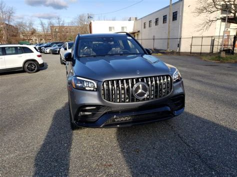 Compare models, view offers & build your own today. New 2021 Mercedes-Benz AMG GLS 63 4MATIC SUV | Gray 21-530