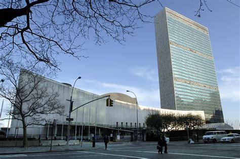siege des nations unies l 39 onu nomme une coordinatrice pour les affaires d 39 abus
