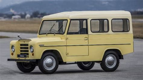 Don't Forget, The First-ever Skoda Suv Was Designed And