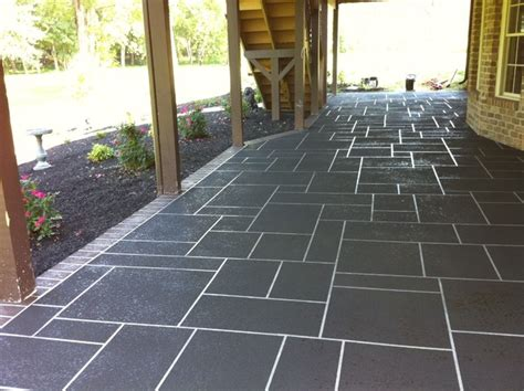 sprayed concrete overlay project traditional