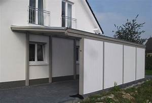 Carport Verkleidung Kunststoff : carport ~ Frokenaadalensverden.com Haus und Dekorationen