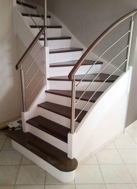 changer sa re d escalier avant apr 232 s escalier et sa rambarde sur mesure par divinox