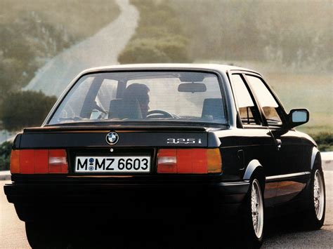Bmw 3 Series Coupe E30 Specs 1982 1983 1984 1985