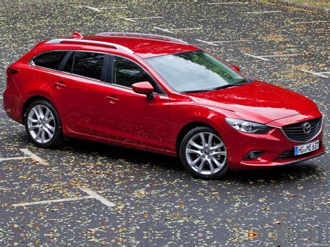 Mazda 6 Wagon (2013) Picture #46, 1600x1200
