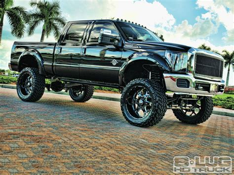 Ford F250 4x4 by Ad Caign 2011 Ford F 250 4x4 Xlt 8 Lug Magazine