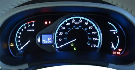 Understanding Your Cars Dashboard Warning Lights