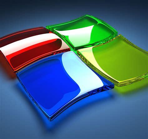 3d Windows 7 Logo With Gel Effect 4k Ultra Hd Wallpaper