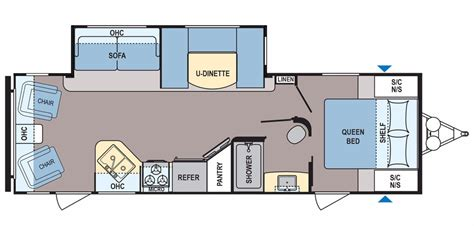 Coleman Travel Trailers Floor Plans 2017 coleman coleman cts270rlwe cing world of fresno
