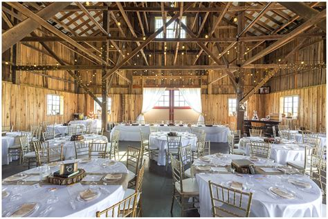 Event Barn At Evan's Orchard Wedding Venue In Georgetown, Ky