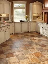 tile kitchen floor Vinyl Kitchen Floors   HGTV