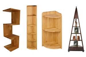eckregale wohnzimmer kiefer oder buche eckregal massivholz