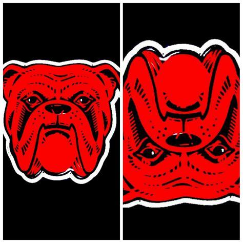 Red Dog Beer Logo Upside Down