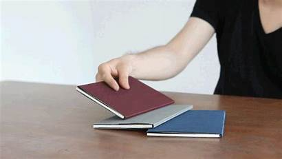 Notebook Magnetic Magnote Notebooks Attached Attraction Organizing