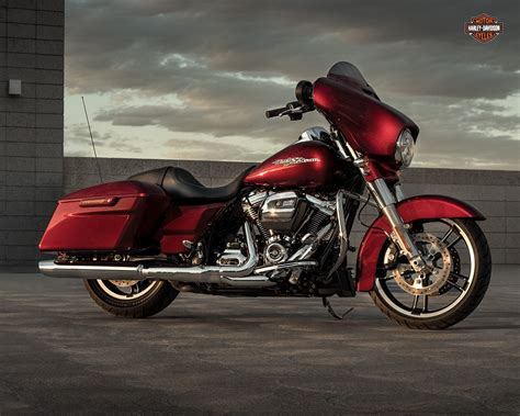 harley davidson touring range  updated