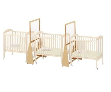 crib divider for daycare cribs folding crib play pin baby