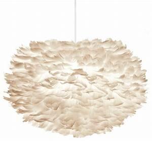 Suspension Luminaire Plume : suspension design en plumes eos dimensions large moderne suspension luminaire par ~ Teatrodelosmanantiales.com Idées de Décoration