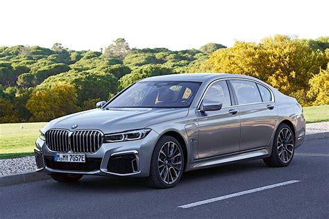 2020 Bmw 7 Series Looks Huge In Extensive New Image