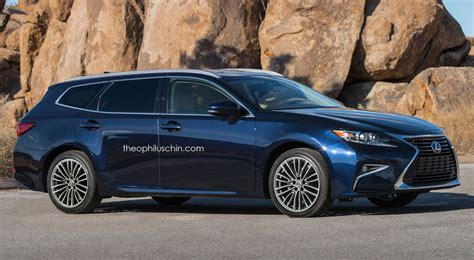 New Lexus Station Wagon 2018  New Car Price Update And