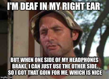 Deaf Meme - image gallery deaf meme