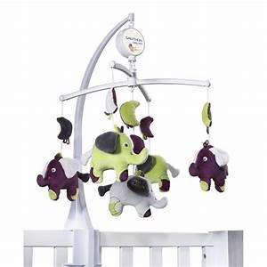 Mobile Musical Pour Bébé : mobile bebe pas cher ~ Teatrodelosmanantiales.com Idées de Décoration