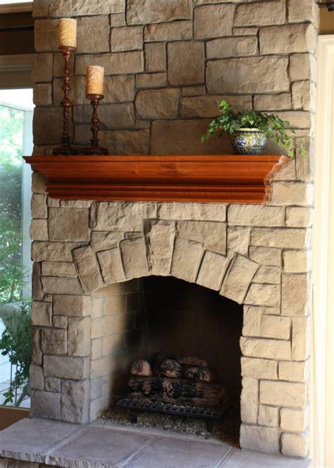 stone  fireplace fireplace veneer stone