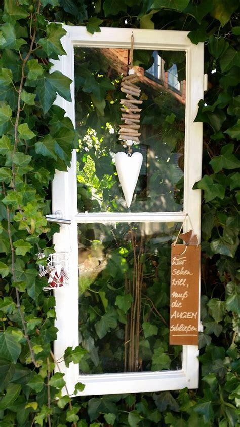 Alte Fensterrahmen Gestalten by Bildergebnis F 252 R Fenster Garten Deko Deko Garten Deko