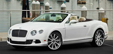 bentley continental gtc  lexani lf  wheels autofluence