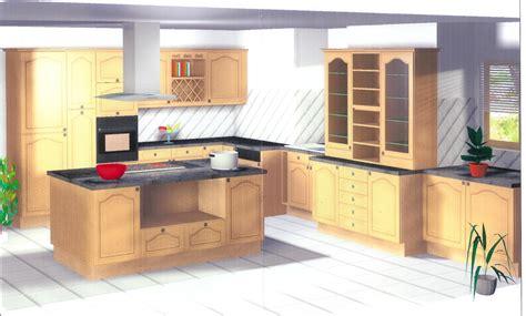 plan en 3d cuisine dessin cuisine 3d