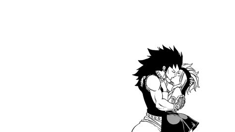 gajeel levy fairy tail manga wallpaper daily anime art