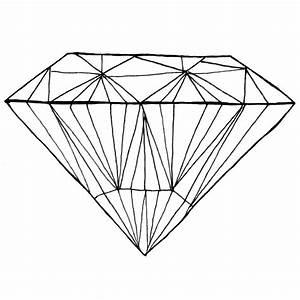 Diamond Shape Drawing At Getdrawings Com