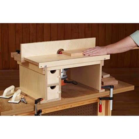 router table stand plans woodworking projects plans