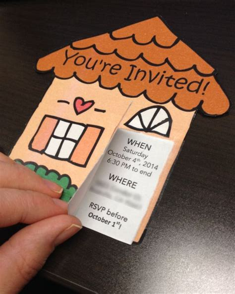 invitation cards templates for housewarming diy free template housewarming invites it
