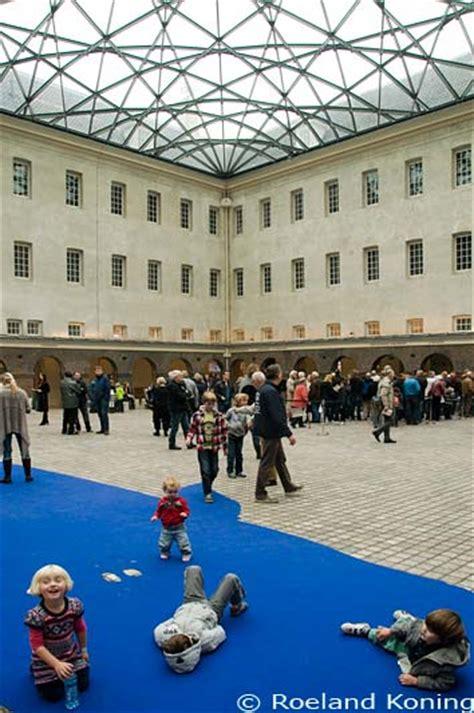 Scheepvaartmuseum Binnenplaats by Scheepvaartmuseum