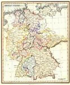 Historical Maps of Germany / Prussia