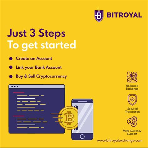 Perhaps the broker even has a separate account for beginners. Tired of lengthy process for start trading a Cryptocurrency? Start with Bitroyal Exchage in 3 ...