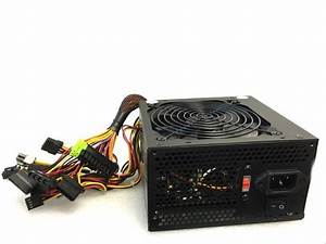 Watt Berechnen Pc : 650w watt atx pc power supply sata pcie 120mm single cooling fan quiet 600w ebay ~ Themetempest.com Abrechnung
