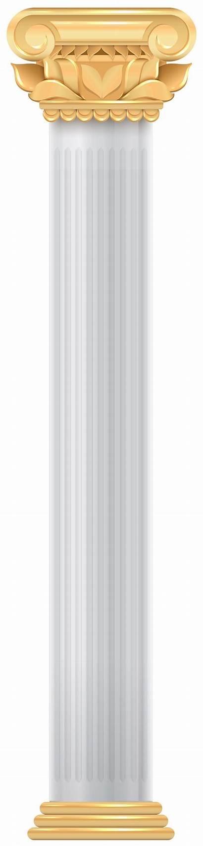 Column Clip Clipart Yopriceville Transparent