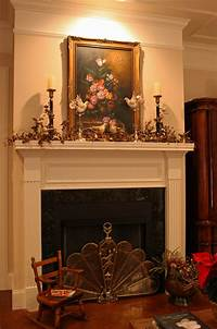 decorating fireplace mantels Rustic Fireplace Mantel Decorating Ideas. Find This Pin And More On Fireplace Mantels And ...