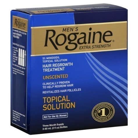 Amazon.com : Rogaine For Men, Extra Strength 5% Minoxidil