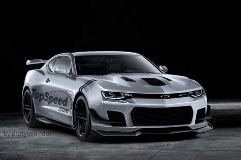 2018 Chevrolet Camaro Z28  Picture 676246  Car Review