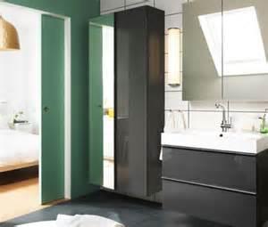 Ikea Papier Peint Salle De Bain by Salle De Bains Ikea Le Meilleur Du Catalogue C 244 T 233 Maison