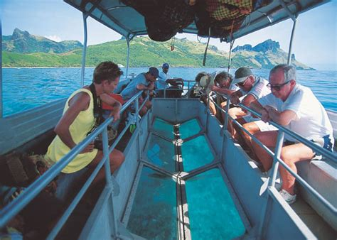 Glass Bottom Boat Tours Antigua by Glass Bottom Boat From Photo Gallery For Captain Cook