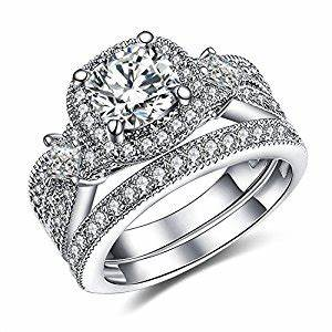 best 2017 wedding ring sets for her under 1000 best With wedding ring sets for her under 1000