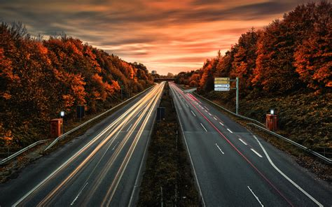 highway  ultra hd wallpaper background image