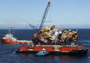 New Zealand: Salvage Unit Makes Preparation to Remove ...