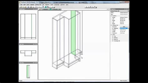 cabinet making software   woodworking