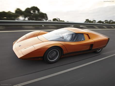 Holden Hurricane Concept 1969 Exotic Car Picture 19 Of 50