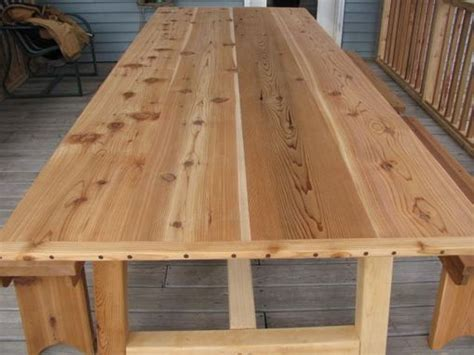 23319 outdoor furniture stores 164605 handmade large outdoor dining table cedar by